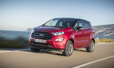 Ford presenta la nuova Ecosport: l'evoluzione del SUV compatto 14 Ford presenta la nuova Ecosport: l'evoluzione del SUV compatto