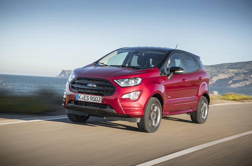 Ford presenta la nuova Ecosport: l'evoluzione del SUV compatto 34 Ford presenta la nuova Ecosport: l'evoluzione del SUV compatto