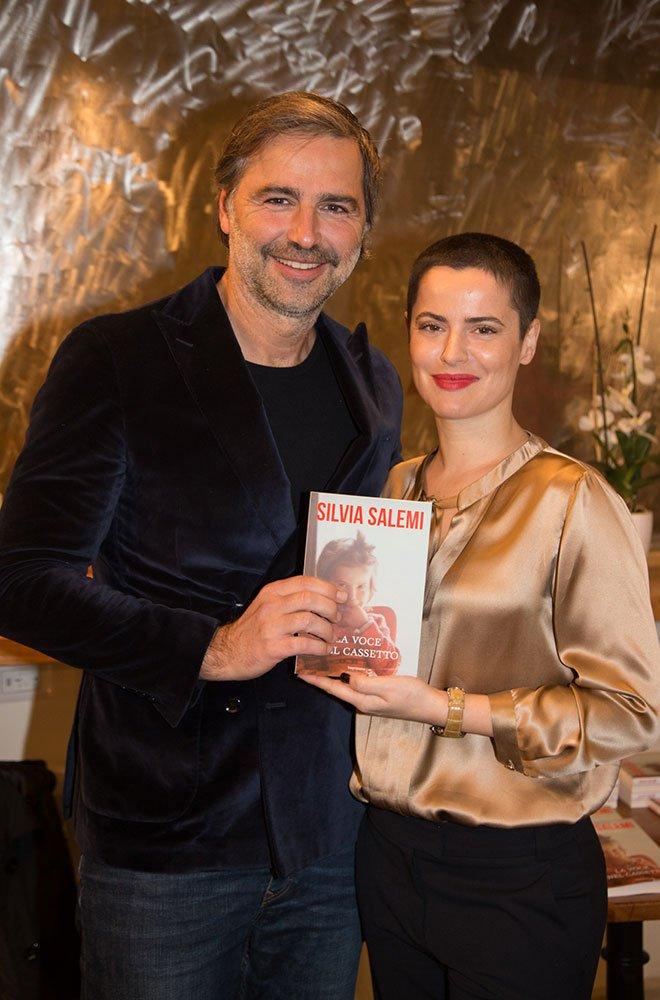 Beppe Convertini e Silvia Salemi - Foto Bachiorri
