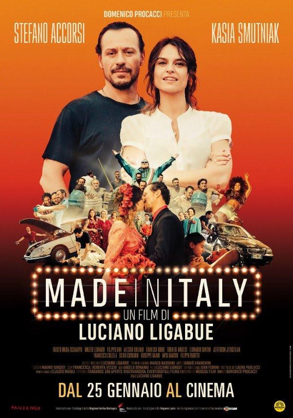 Made in Italy: il film di Ligabue al cinema dal 25 gennaio 2018 5 Made in Italy: il film di Ligabue al cinema dal 25 gennaio 2018