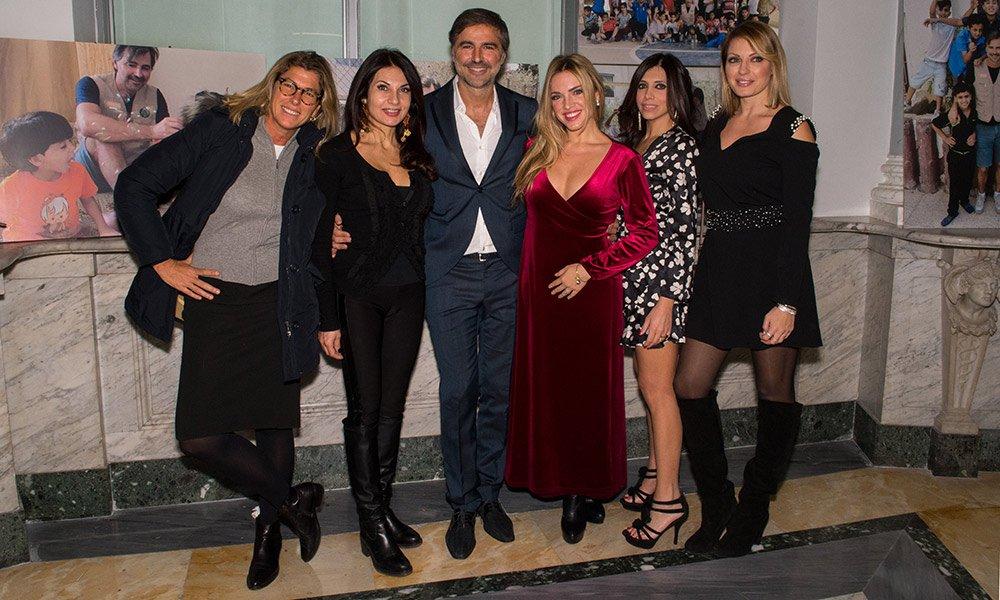 Inaugurata a Roma la mostra di Beppe Convertini 34 Inaugurata a Roma la mostra di Beppe Convertini