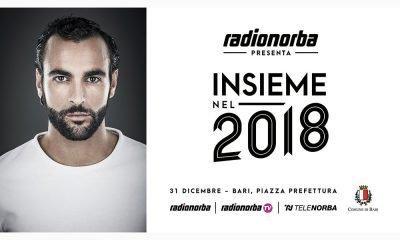 Capodanno 2018: a Bari arriva Marco Mengoni 16 Capodanno 2018: a Bari arriva Marco Mengoni