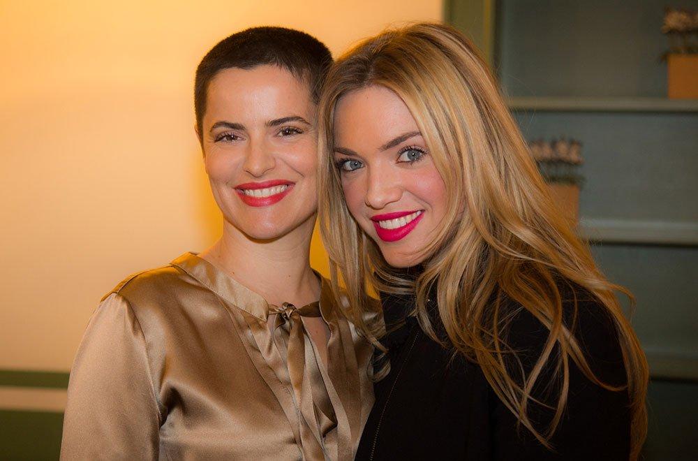 Silvia Salemi e Carolina Rey - Foto Bachiorri