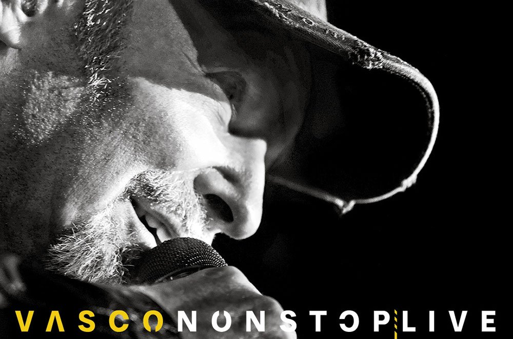 Vasco Rossi torna dal vivo nel 2018, tour negli stadi a giugno