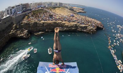 Red Bull Cliff Diving World Series: Polignano a Mare ospita la finale 2018 44 Red Bull Cliff Diving World Series: Polignano a Mare ospita la finale 2018