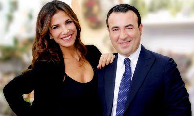 Roberta Morise, insieme a Cataldo Calabretta