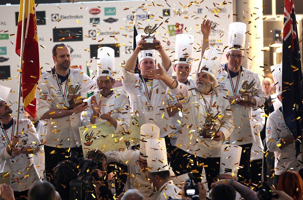 Sigep: la Francia vince la Coppa del Mondo della gelateria 6 Sigep: la Francia vince la Coppa del Mondo della gelateria