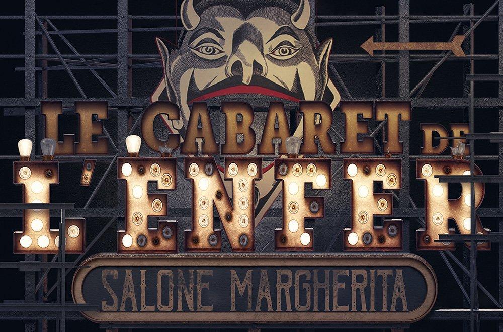 "Le Cabaret de l'Enfer presenta ""Ade"" al Salone Margherita 34 Le Cabaret de l'Enfer presenta ""Ade"" al Salone Margherita"