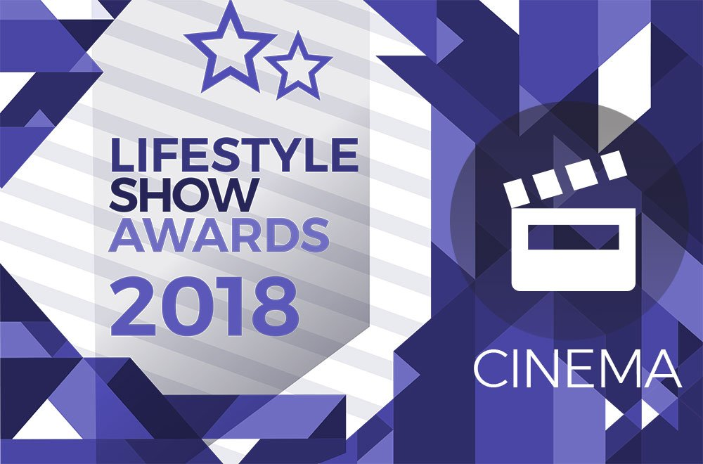 Lifestyle Show Awards 2018 - Cinema: ecco i finalisti 6 Lifestyle Show Awards 2018 - Cinema: ecco i finalisti