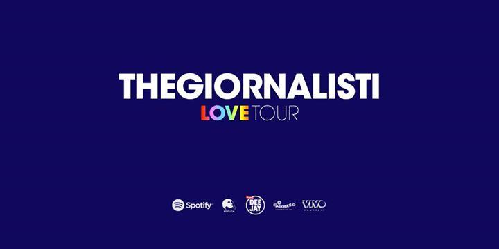 Thegiornalisti: sold out il Love Tour 2018 6 Thegiornalisti: sold out il Love Tour 2018