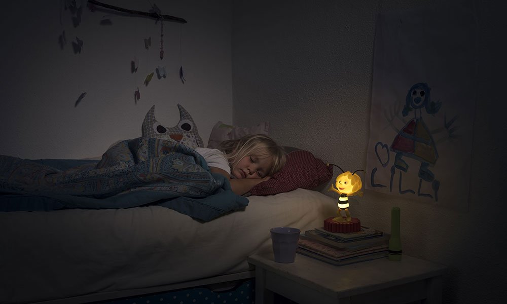 Le lampade per bambini dedicate all'Ape Maia 9 Le lampade per bambini dedicate all'Ape Maia