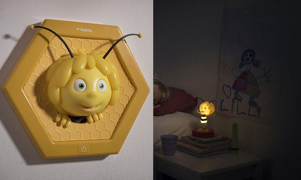 Le lampade per bambini dedicate all'Ape Maia 7 Le lampade per bambini dedicate all'Ape Maia