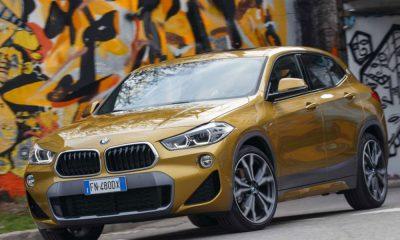 La Nuova BMW X2 9 La Nuova BMW X2