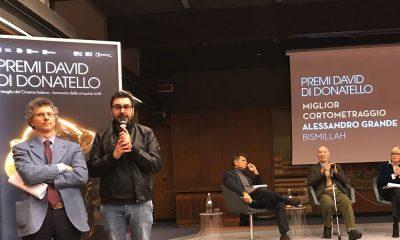 Il cortometraggio Bismillah di Alessandro Grande vince il Premio David di Donatello 2018 8 Il cortometraggio Bismillah di Alessandro Grande vince il Premio David di Donatello 2018