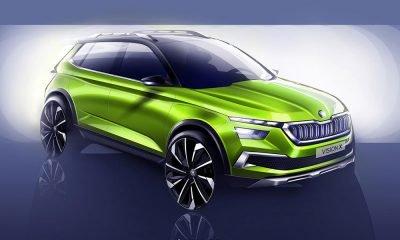 ŠKODA VISION: al Salone di Ginevra presentata la concept car 21 ŠKODA VISION: al Salone di Ginevra presentata la concept car