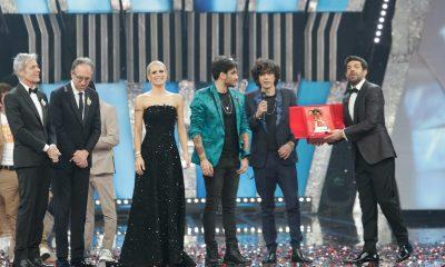 Sanremo 2018: vincono Ermal Meta e Fabrizio Moro. La classifica 80 Sanremo 2018: vincono Ermal Meta e Fabrizio Moro. La classifica
