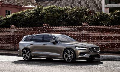 La nuova Volvo V60: le caratteristiche della station wagon 32 La nuova Volvo V60: le caratteristiche della station wagon