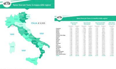 Mantenere l'automobile: in Italia si spendono 1.515 euro 36 Mantenere l'automobile: in Italia si spendono 1.515 euro