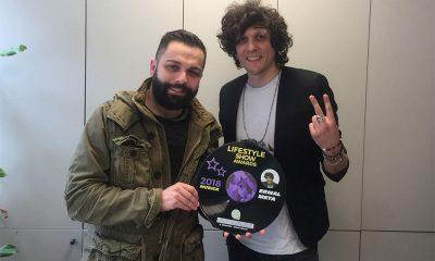 Consegnato a Ermal Meta il Lifestyle Show Award 2018 47 Consegnato a Ermal Meta il Lifestyle Show Award 2018