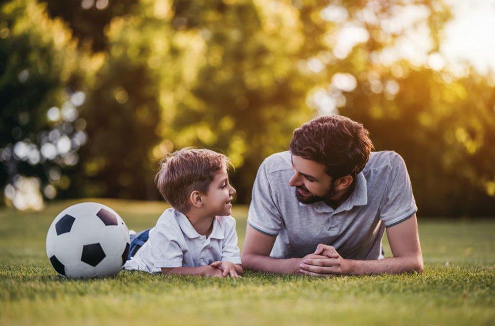 festa papa - Festa del papà: papà Vip e papà di casa nostra, cosa li accomuna?