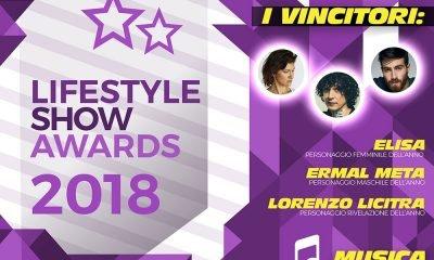 Lifestyle Show Awards 2018 - Musica: ecco i vincitori 26 Lifestyle Show Awards 2018 - Musica: ecco i vincitori