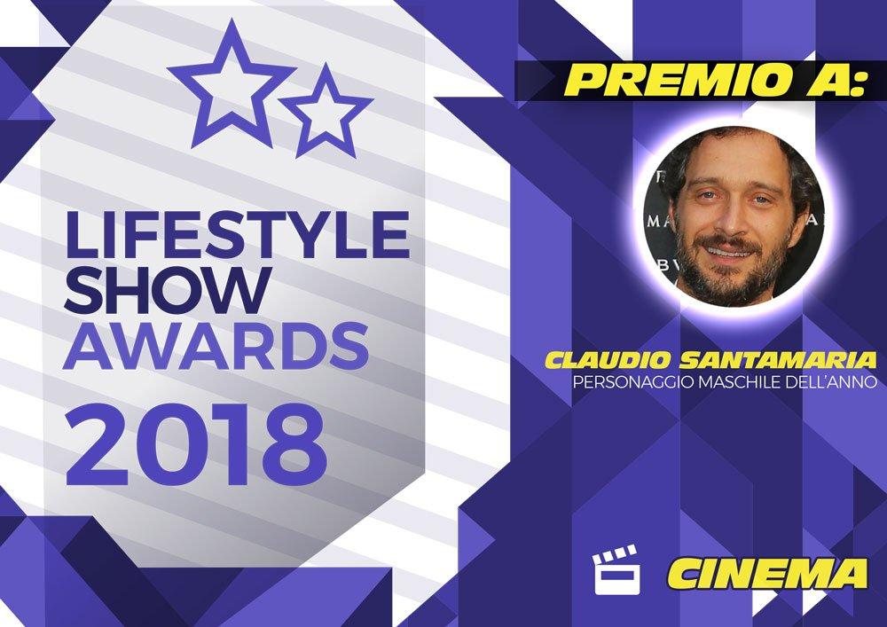 Lifestyle Show Awards 2018 – Cinema: ecco i vincitori 38 Lifestyle Show Awards 2018 – Cinema: ecco i vincitori
