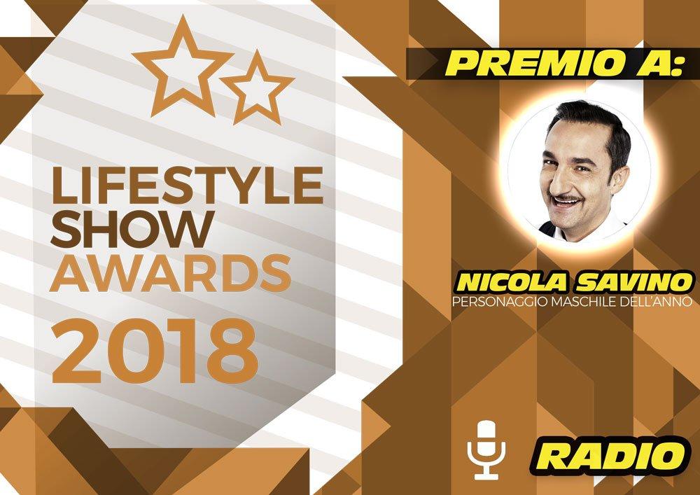 Lifestyle Show Awards 2018 – Radio: ecco i vincitori 24 Lifestyle Show Awards 2018 – Radio: ecco i vincitori