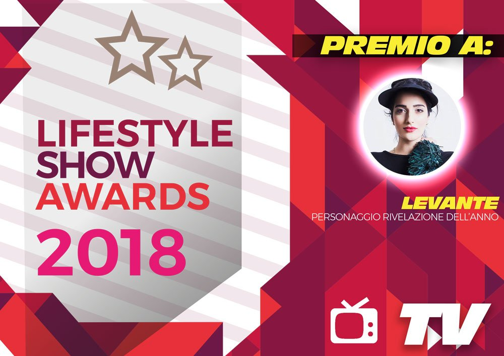 Lifestyle Show Awards 2018 - TV : ecco i vincitori 8 Lifestyle Show Awards 2018 - TV : ecco i vincitori
