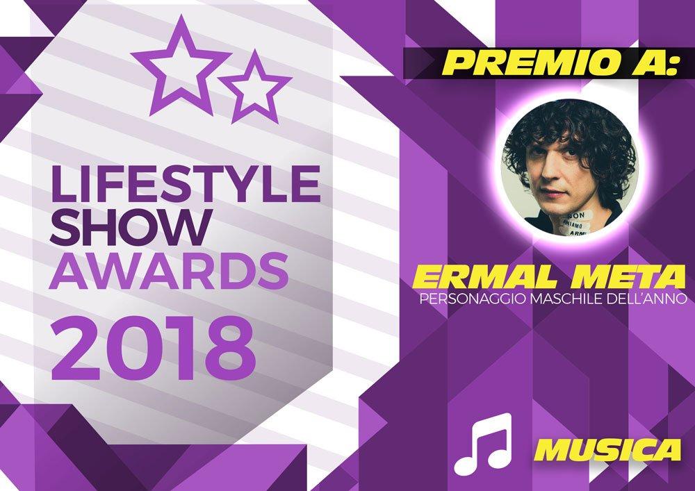 Lifestyle Show Awards 2018 - Musica: ecco i vincitori 7 Lifestyle Show Awards 2018 - Musica: ecco i vincitori