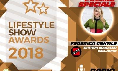 A Federica Gentile il Lifestyle Show Award 2018 - Station manager dell'anno 38 A Federica Gentile il Lifestyle Show Award 2018 - Station manager dell'anno