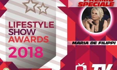 A Maria De Filippi il Premio Speciale TV Lifestyle Show Awards 2018 50 A Maria De Filippi il Premio Speciale TV Lifestyle Show Awards 2018