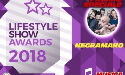 I Negramaro si aggiudicano il Premio Speciale Lifestyle Show Award 2018 54 I Negramaro si aggiudicano il Premio Speciale Lifestyle Show Award 2018
