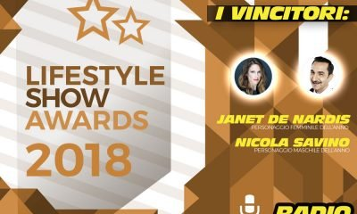 Lifestyle Show Awards 2018 – Radio: ecco i vincitori 30 Lifestyle Show Awards 2018 – Radio: ecco i vincitori