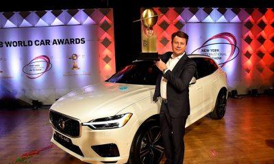 La Volvo XC60 proclamata 'WORLD CAR OF THE YEAR 2018' 20 La Volvo XC60 proclamata 'WORLD CAR OF THE YEAR 2018'