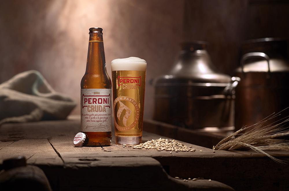 Birra, Peroni Cruda è la lager dell'anno 7 Birra, Peroni Cruda è la lager dell'anno