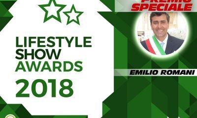 Lifestyle Show Awards 2018, Premio Speciale per Emilio Romani 28 Lifestyle Show Awards 2018, Premio Speciale per Emilio Romani