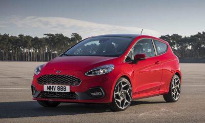 Ecco la nuova Ford Fiesta ST 10 Ecco la nuova Ford Fiesta ST