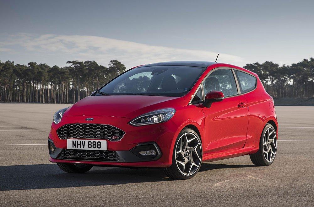 Ecco la nuova Ford Fiesta ST 8 Ecco la nuova Ford Fiesta ST