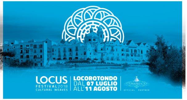 Locus Festival 2018: il calendario degli eventi 34 Locus Festival 2018: il calendario degli eventi