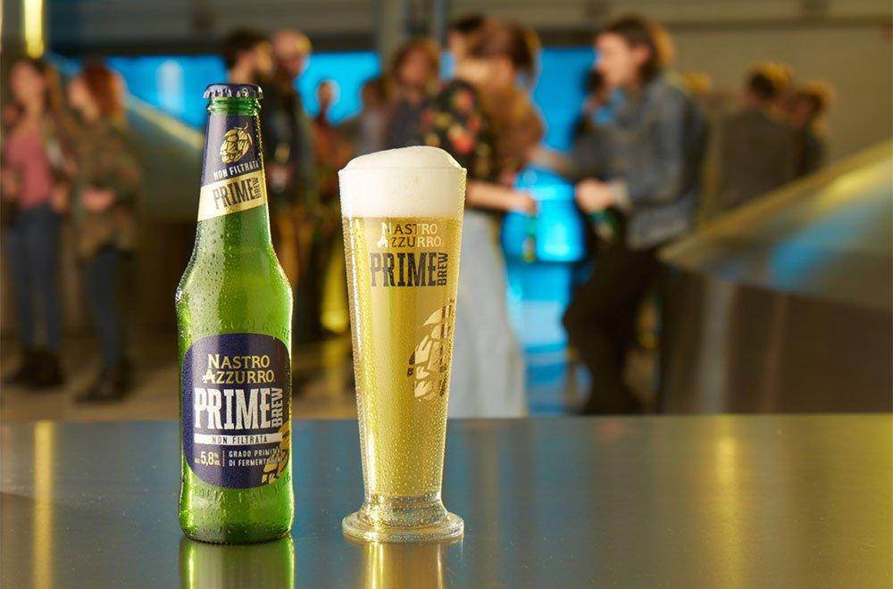 Nastro Azzurro Prime Brew, la birra di nuova generazione 6 Nastro Azzurro Prime Brew, la birra di nuova generazione