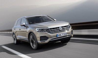 Volkswagen: la nuova Touareg 2018 17 Volkswagen: la nuova Touareg 2018
