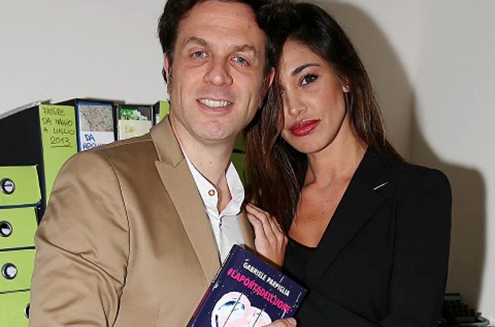 Gabriele Parpiglia e Belen