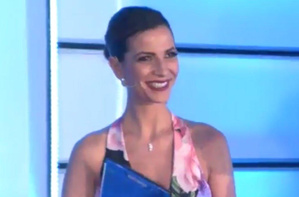 Roberta Morise a Sanremo