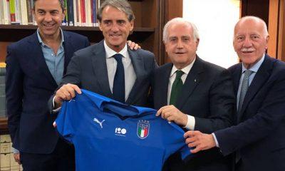 Roberto Mancini è il nuovo ct della Nazionale 68 Roberto Mancini è il nuovo ct della Nazionale