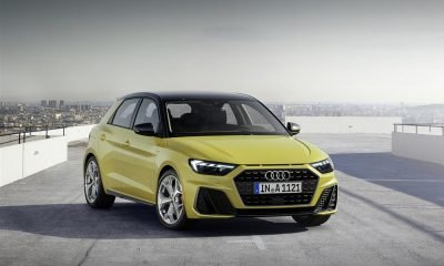 La nuova Audi A1 Sportback 9 La nuova Audi A1 Sportback