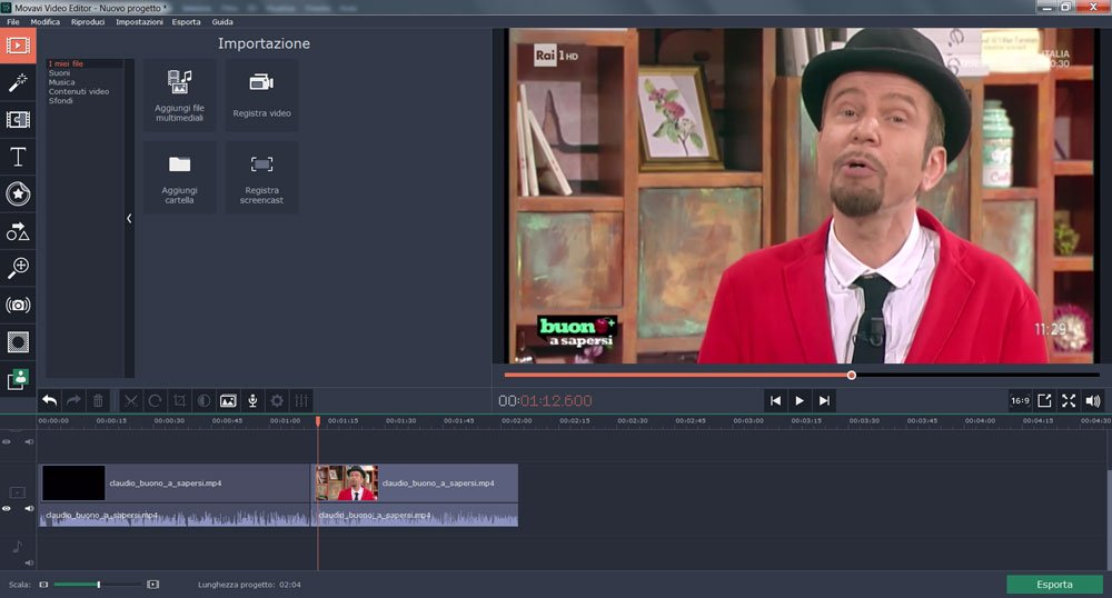 Come tagliare un video 34 Come tagliare un video