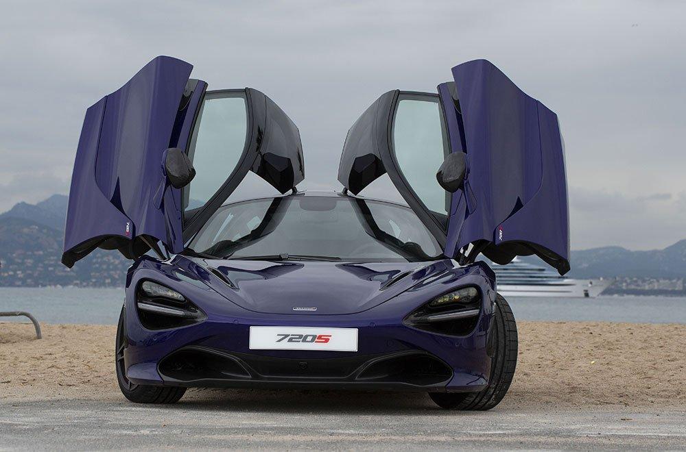 McLaren 720s, la prova su strada 40 McLaren 720s, la prova su strada