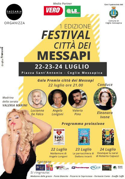 Valeria Marini madrina d'eccezione del 1° Festival dei Messapi 14 Valeria Marini madrina d'eccezione del 1° Festival dei Messapi