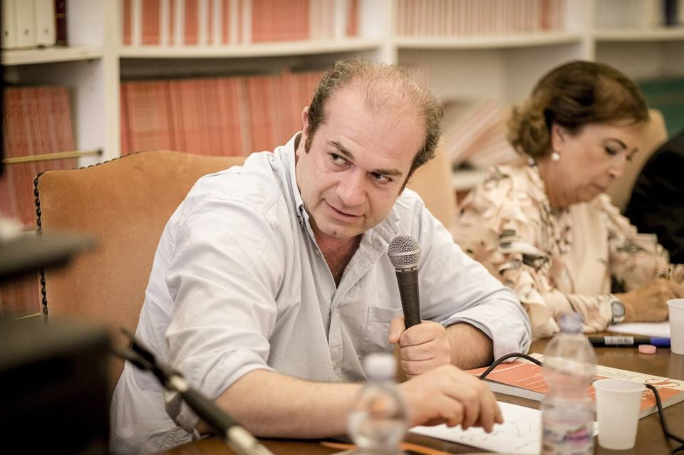 Andrea Di Consoli - autore televisivo Rai