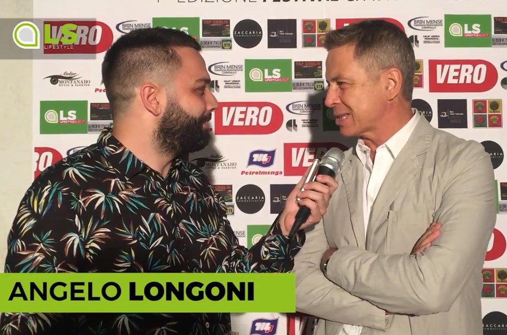 angelo longoni - Angelo Longoni, premio al Festival dei Messapi